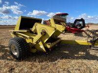 *Degelman RP6000 hyd drive rotary stone picker