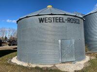 *Westeel 2700-bus flat bottom bin