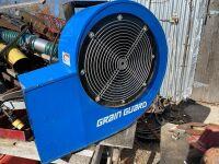 *3hp Grain Guard Aeration Fan (#2)