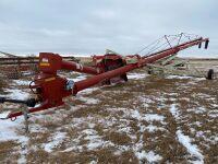 *10x70 Buhler Farm King pto Swing Hopper Auger