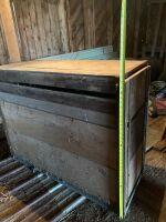 """*Shop Built livestock crate 20""""X49""""X39"""""""