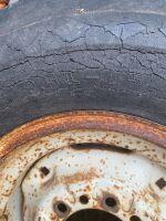 *9.5L-15 tire with 6-bolt rim