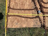 *2'x6' approx. set of 2 tire chains (C)