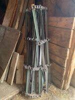 *Used feeder chain from 9600 JD combine