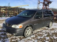 *K41 – 2003 Pontiac Montana, 282196 kms showing, VIN#1GMDX03EX3D231470 Owner: Genevieve Brown Seller: Fraser Auction Service___________ ***TOD, KEYS***