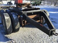 *tandem axle converter dolly- FARM USE ONLY (K56)